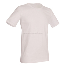 Men's 2017 Top new fashion cotton Casual White T-Shirt