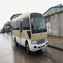 Good condition high quality Japan 30 seats used bus on sale