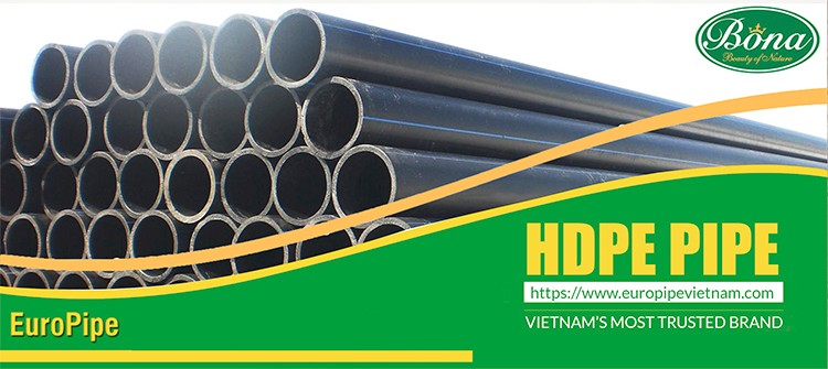 wholesale Euro Pipe VietNam water supply hdpe pipe for farm irrigation