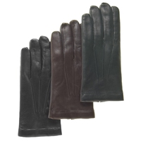 LADIES LEATHER DRESSING GLOVES FASHION DRESS