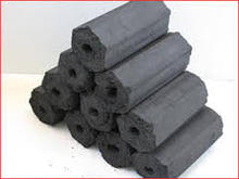 High Density Smokeless Bamboo Charcoal Briquette