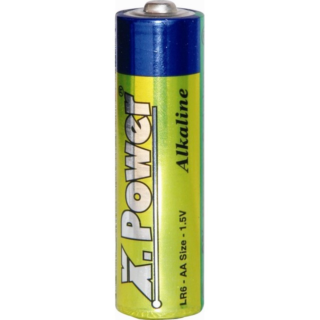 1.5V LR6/AM3/AA-Size Alkaline Battery