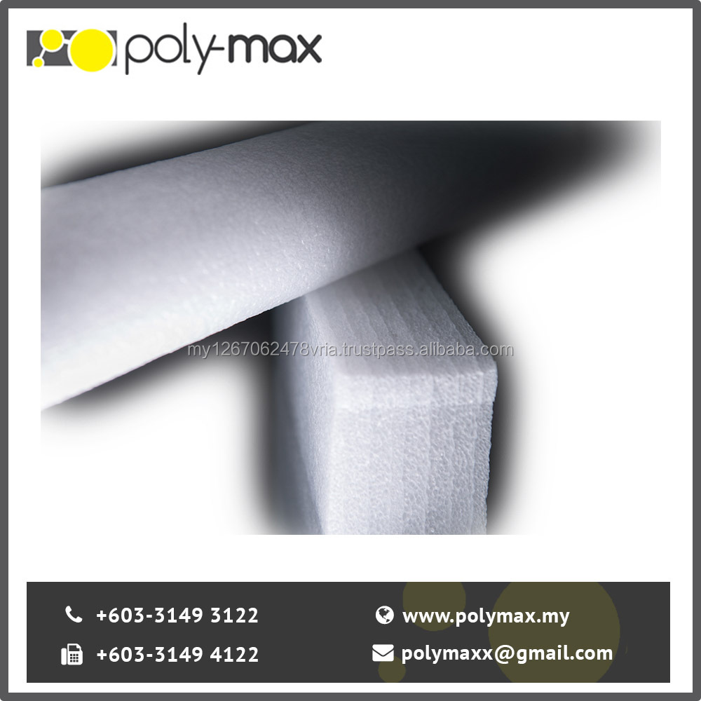 Best Quality Thick PE Foam Plank from Malaysia