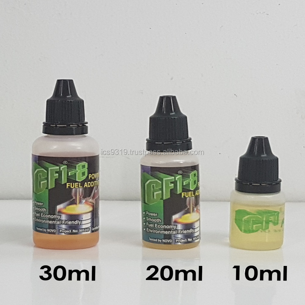 Fuel Additive CF1-8 for Motorbikes 15ml