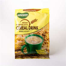 Singapore Best Selling UNISOY Instant Nutritious Soya Cereal Drink 35g x 12 Sticks x 24 packets