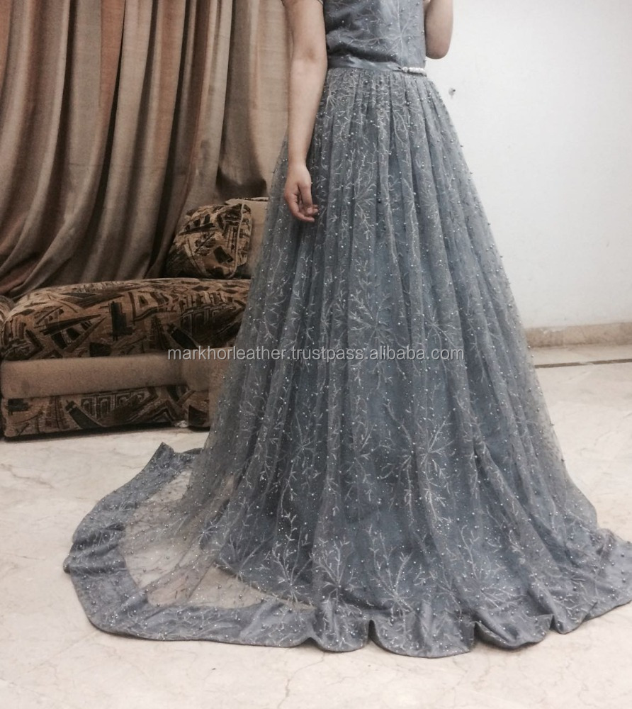 2018 New Designer Party Wear, Ball Gown , Formal Dresses, Semi Formal, Bridle Dress, Cocktail Gown, Maxy Dress