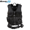 Military Tactical MOLLE Cross Draw Adjustable Vest