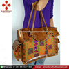 Exclusive fashionable leather Hand Bag Gypsy Banjara Tote Bag Tribal Banjara Hand Bag