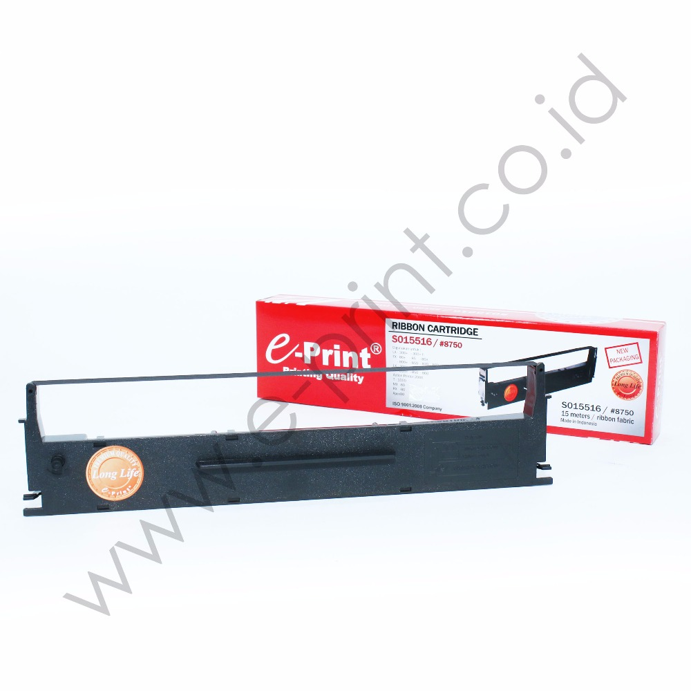 e-Print Ribbon Cartridge 8750 LL High Quality Compatible