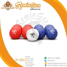 RBB-01 New Article Boccia Ball With Customized Design Cheap Soft Bocce Ball