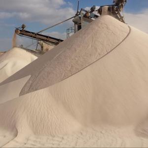 Egyptian Silica Sand