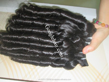 Best Selling Hair Style Curly Hair High Quality Coarse Virgin Human Hair Wholesale Good Price Vietnamese, Laos,Cambodian Hair