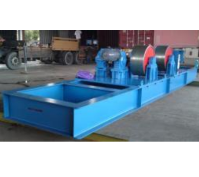 Fabrication Work - Machines & Equipment / Rotator Frame and Screw Conveyor