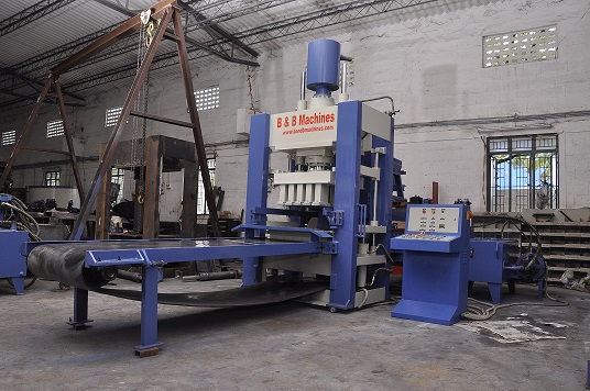 MACHINE (part of fly ash machine)