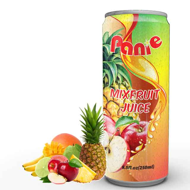 Fresh Natural MixFruit 250 ml - OEM