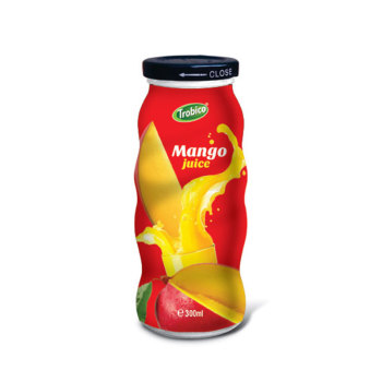 Trobico 300 ml glass bottle mango Juice-VietNam Manufacturer-OEM Fruit Juice-From Trobico Brand