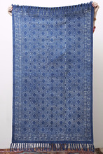 Indian cotton dhurrie carpet & rugs use for home & hotel Cotton Hand-block printed rug Cotton Hand Loom Yoga Rug manufacturer