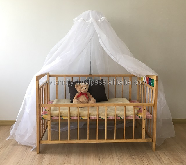 Malaysia Quality Assured Baby Crib Mosquito Net / Baby Cot Mosquito Net