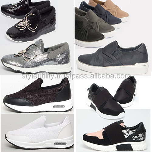 Woman's sneakers MOQ 10prs dropshipping various sneakers from Korea