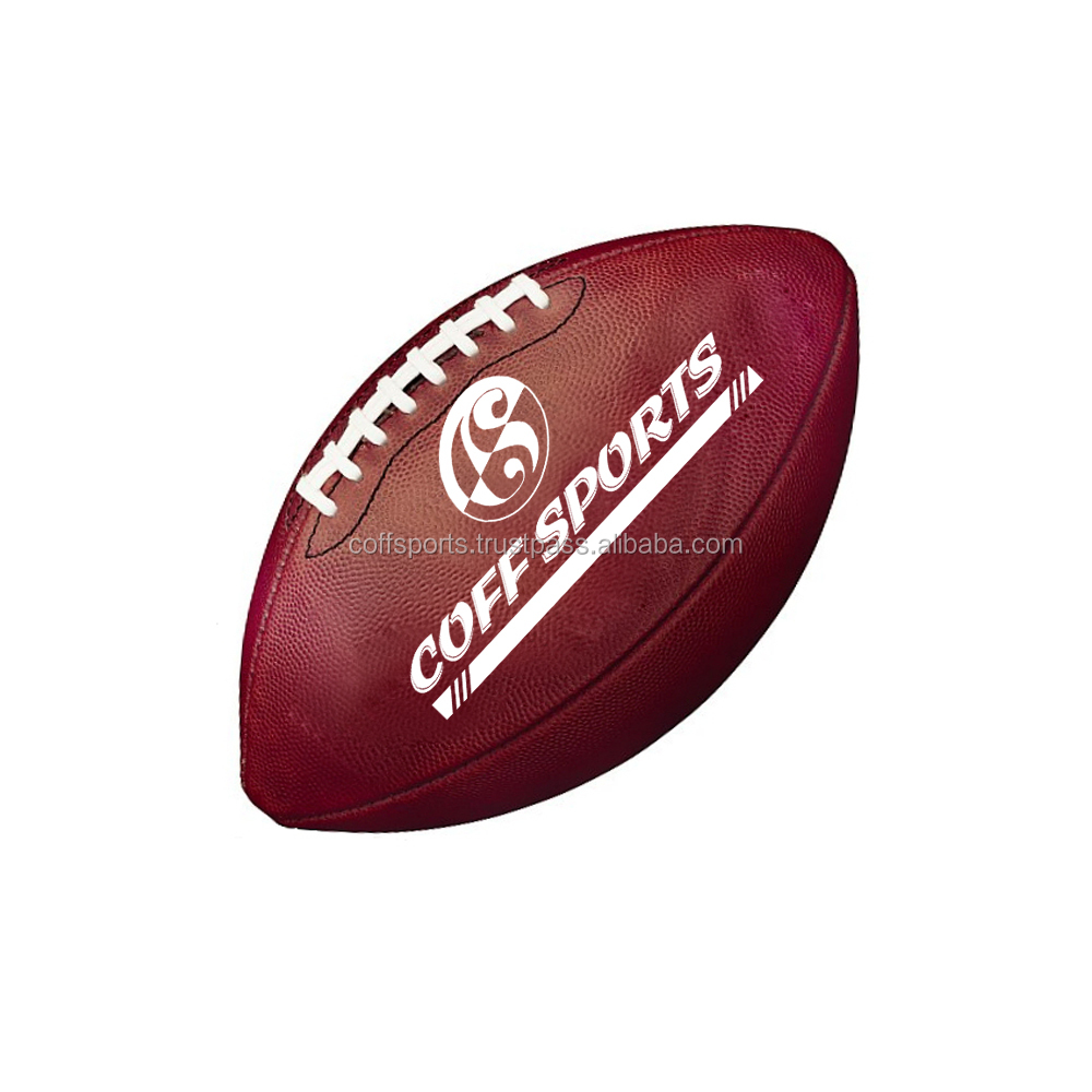 High Quality Official Size Custom Mini American Football
