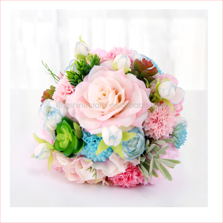 Elegant Wedding Flowers Bride Hand Bouquets