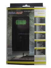 ULTRAMAX ALL IN ONE Li- Ion BATTERY CHARGER FOR Li-ion/Ni-MH/LiFePO4 CYLINDRICAL CELL BATTERIES AND 9V BATTERY