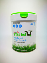 Munchkin: Grass-Fed Infant Formula Stage 1-3 (0-6, 6-12, 12-36 Months)
