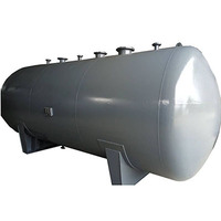 Double wall underground diesel fuel storage tanks