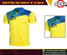 Jersey Designs For Badminton Sublimations