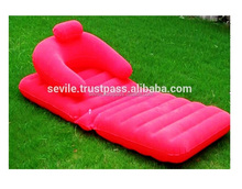 Customized Beach Outdoor Giant Inflatable Sofa