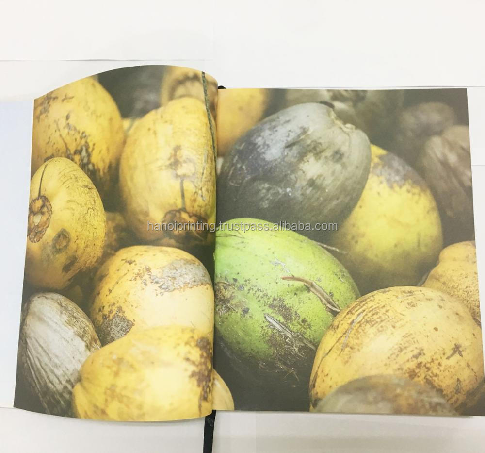 Top Quality Professional Hardcover book Printing Customized Designs
