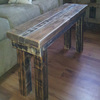 High Quality Reclaimed wood furniture