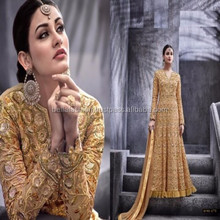 Heavy Diamond, Sequence , Embroidery Work Designer Anarkali Slawar Suits Dresses For Woman Wear