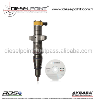 2434502 DIESEL INJECTOR FOR CATERPILLAR C7 ON-HIGHWAY ENGINES