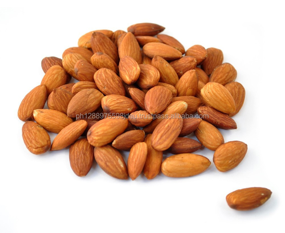Almonds - Almond Nuts - Raw Bitter and Sweet Kernels - Ships in Bulk/California