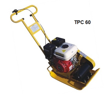 Factory Direct Supply 160kg Plate Compactor Machine