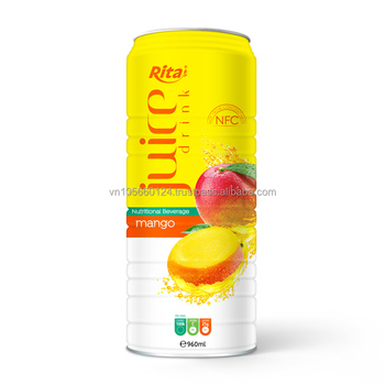 OEM Viet Nam Whosaler beverage drink 960 ml mango juice drink
