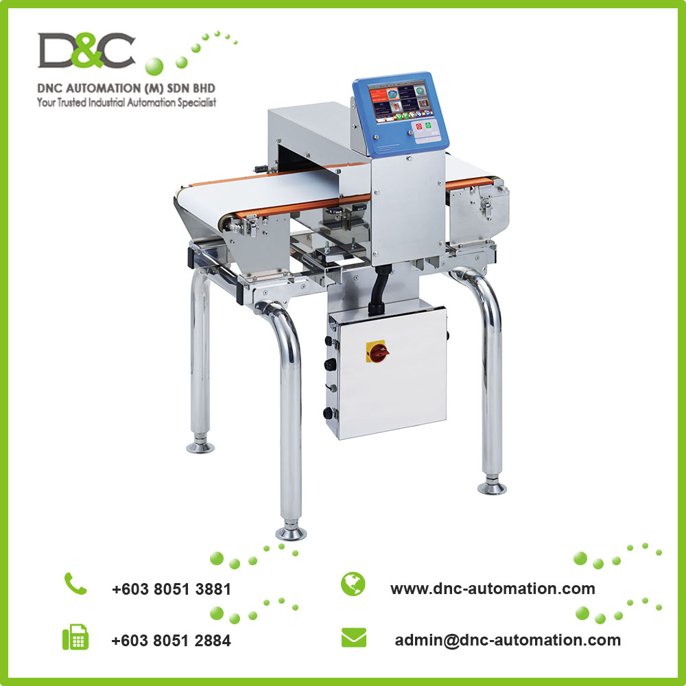 DNC Automation Hot Selling Price Metal Detector AD-4971 Series weighing system