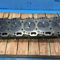 High Performance Crank Mechanism Used ISUZU Cylinder Head
