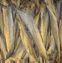Cod Stockfish Dried Stockfish - head, bones and body