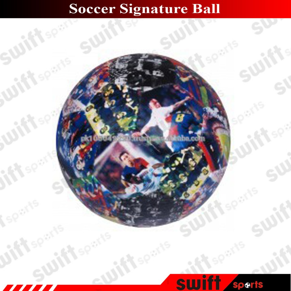 SS-SSP-101 Soccer Signature & Picture Ball
