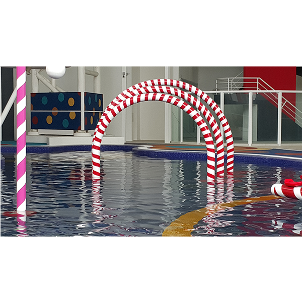 Water Theme Park Equipment Water Arch Price