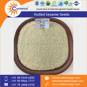 Delicious and Natural Most Nutritious Hulled Sesame Seed