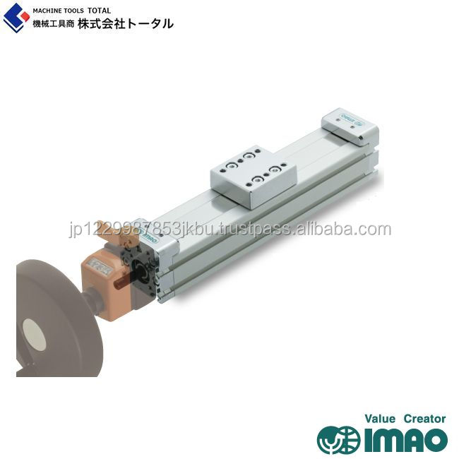 High quality and Easy to use LINEAR ACTUATORS for industrial use made in Japan