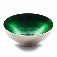 Metal Aluminum Nut Bowl