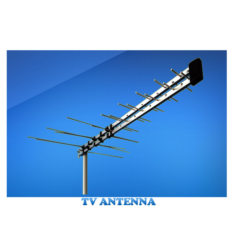 32E outdoor Digital HD TV Antenna with Signal Amplifier Booster HDTV Fox 4K