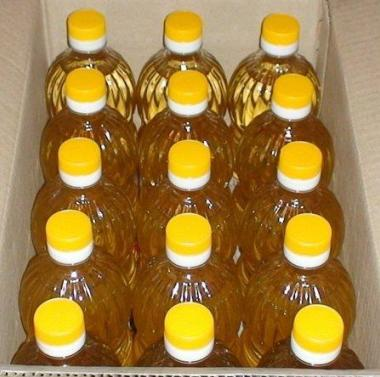 Refined and Crude Sunflower Oil best offer