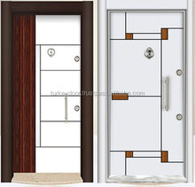 Turkish steel security doors made in istanbul by turkey manufacturer