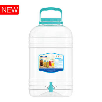 PET Plastic bottle for drink Duy Tan Plastic in Vietnam
