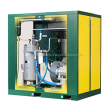 Energy Saving Belt Driving and Direct Driving Screw Air Compressor